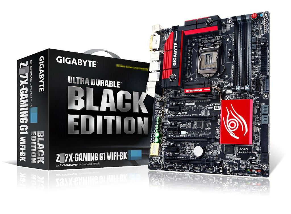 Gigabyte-Z97X-Gaming-G1-WiFi-Black-Edition-Z97-Motherboards