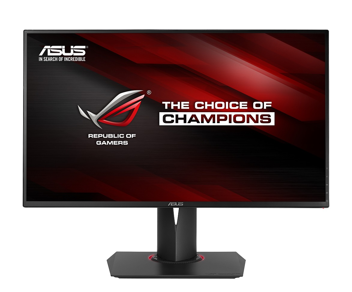 01. ROG SWIFT PG278Q GAMING MONITOR_FRONT