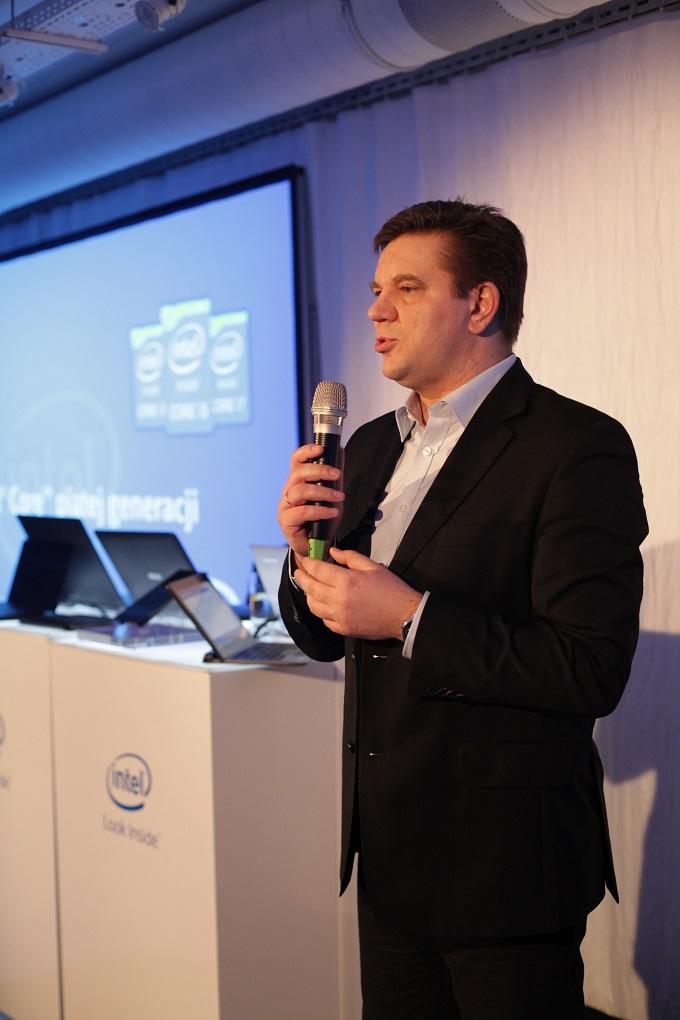 Krzysztof Jonak, Intel