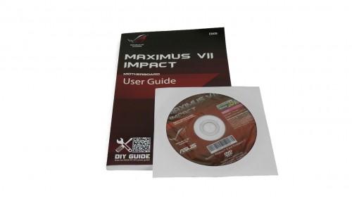 Asus Maximus VII IMPACT - instrukcja