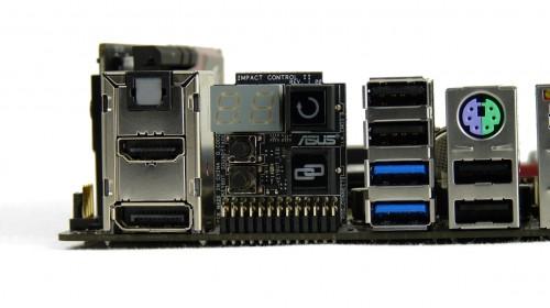 Asus Maximus VII IMPACT - key-bot