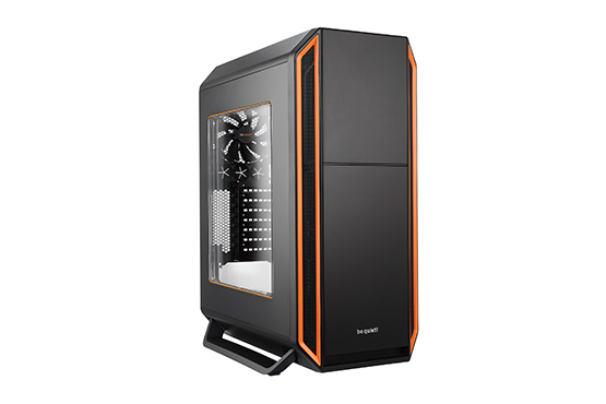 Silent Base 800 Window Orange 1