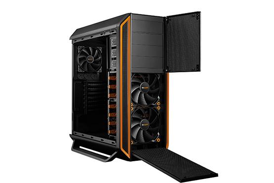 Silent Base 800 Window Orange 2