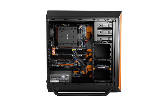 Silent Base 800 Window Orange 3