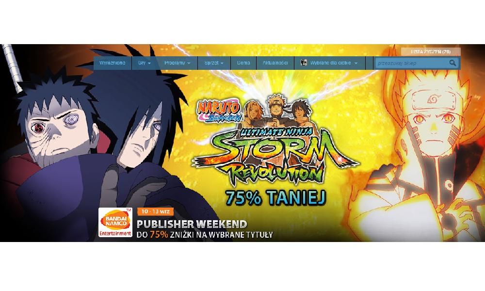 naruto shippuden ultimate ninja storm revolution - dlc3 summer cloth pack