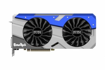 Palit GeForce GTX 1070 - gamerock3