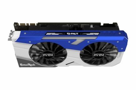 Palit GeForce GTX 1070 - gamerock4