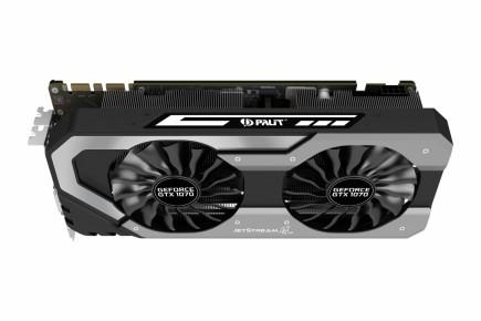 Palit GeForce GTX 1070 - jetstream4