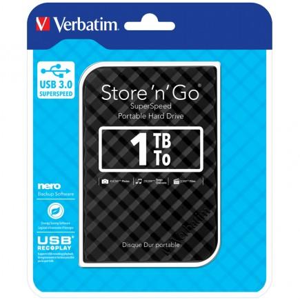 Verbatim Store'n'Go 1TB - 1
