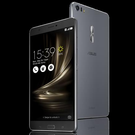 ZenFone 3 Ultra Black