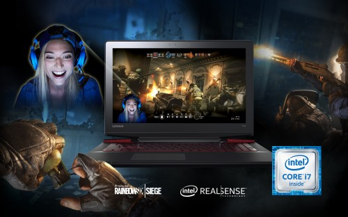 Intel RealSense Gaming