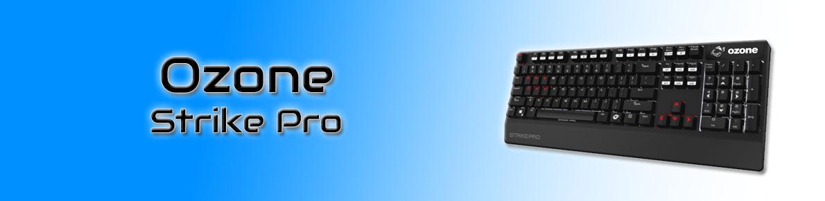 SLIDER - Ozone Strike Pro