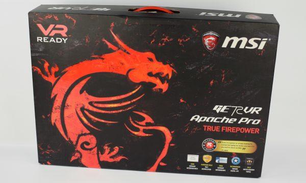 MSI GE72VR 6RF Apache Pro