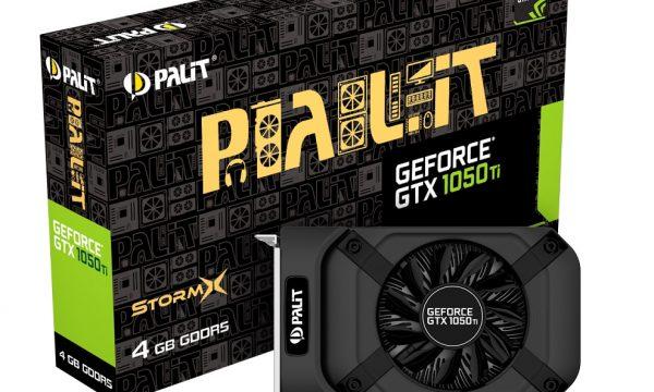Palit GTX 1050Ti