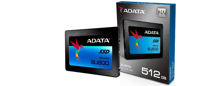 TEST Adata SU800 512GB