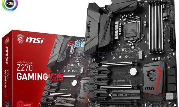 Z270 Gaming M5