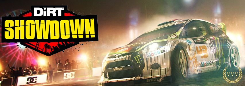 Dirt showdown banner