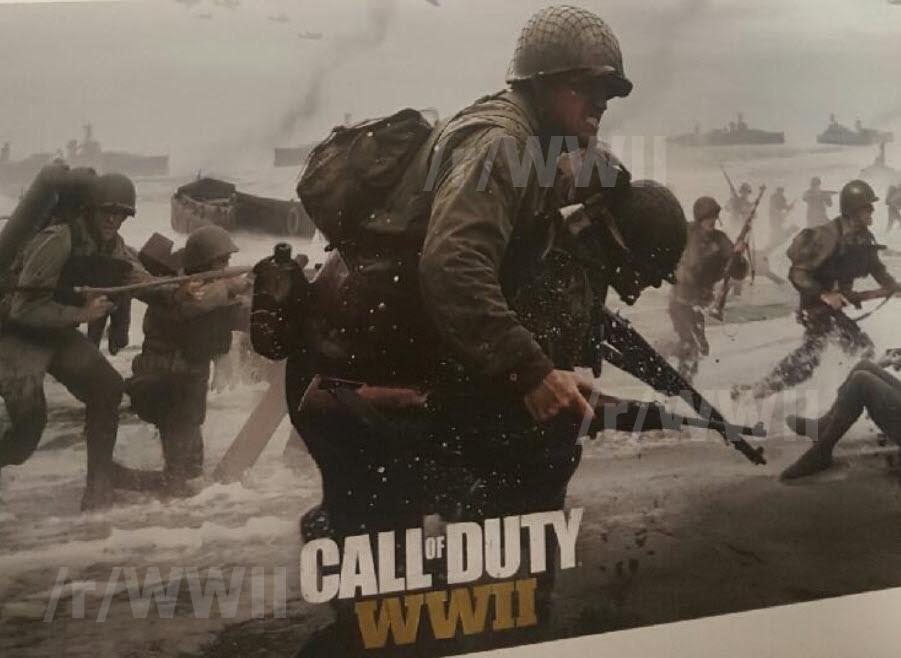 Call of Duty WWII