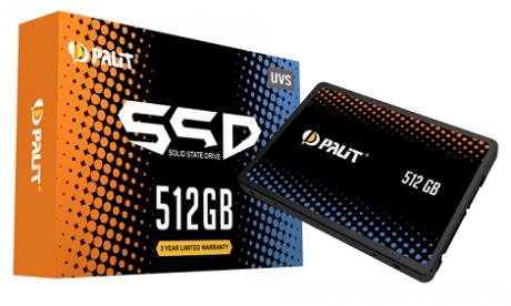 Palit prezentuje swoje pierwsze SSD
