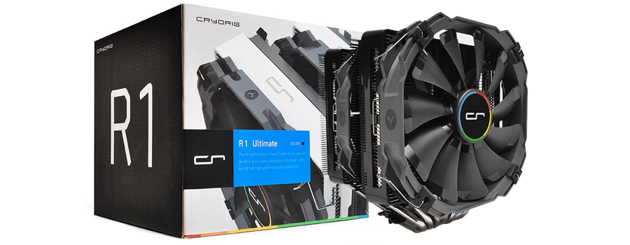 Test Cryorig R1 Ultimate