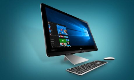 All-In-One Desktop PC od Asusa