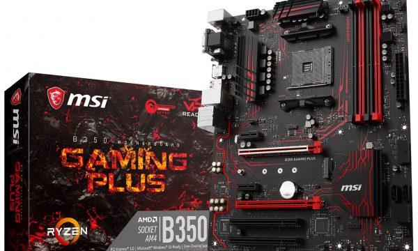 msi b350 3