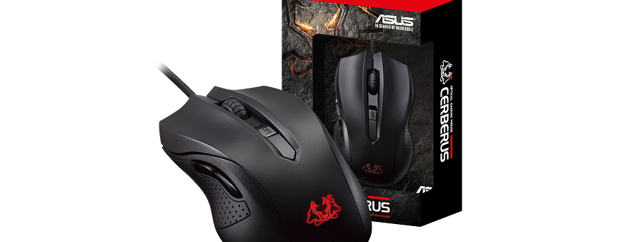 TEST Asus Cerberus Mouse