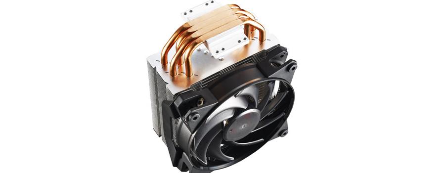 Test CoolerMaster MasterAir Pro 4