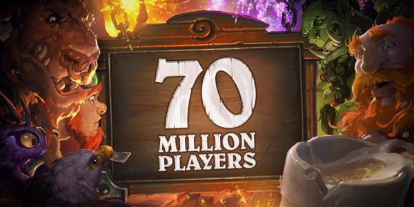 hearthstone 70 mln