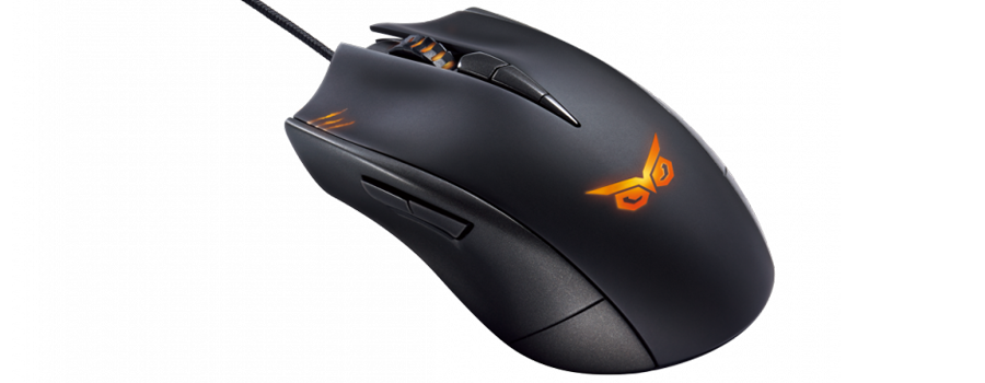 TEST Asus Strix Claw