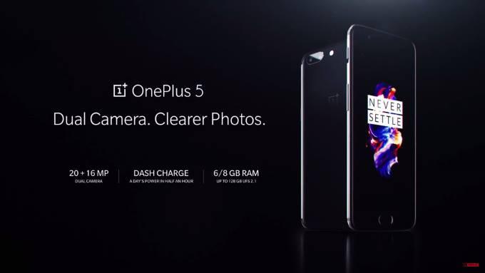 oneplus 5 4