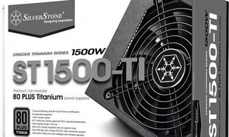 Potężne zasilacze Strider Titanum od SilverStone