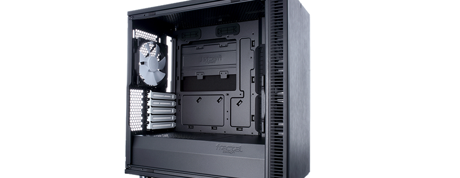 Test Fractal Design Define C