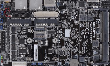 Gigabyte prezentuje konkurenta Raspberry Pi