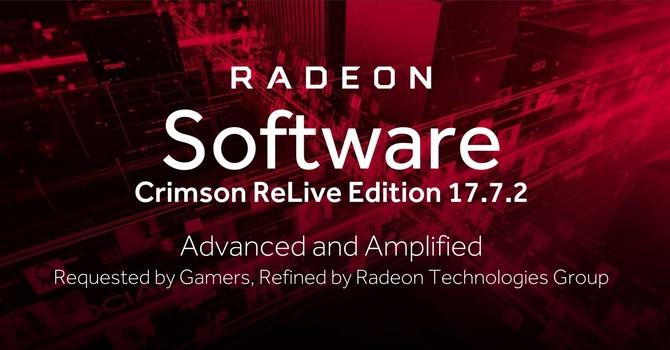 Radeon Crimson ReLive Edition