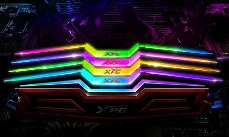 Adata przedstawia XPG Spectrix D40 RGB