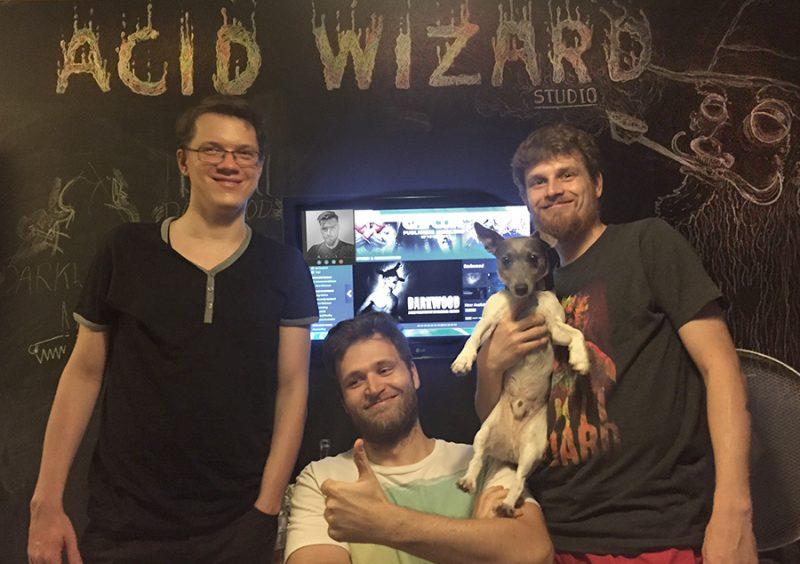 acid wizard studio