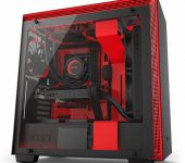 NZXT H700i red