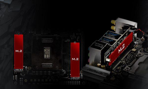 TripleM2-SSD-X299E-ITXac