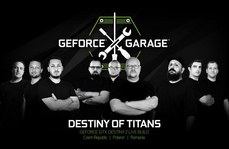 GeForce Garage Czechy Polska Rumunia