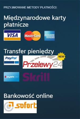 płatności steam
