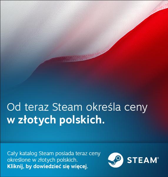 steam polska waluta