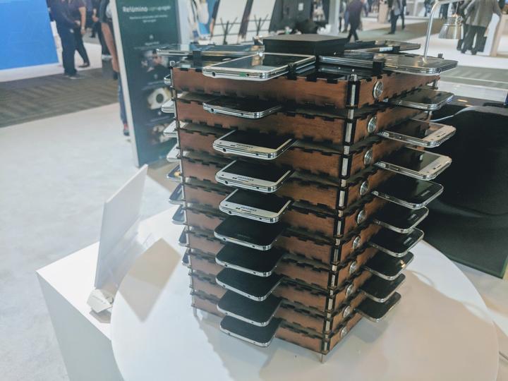 Koparka Bitcoin z Galaxy S5 2