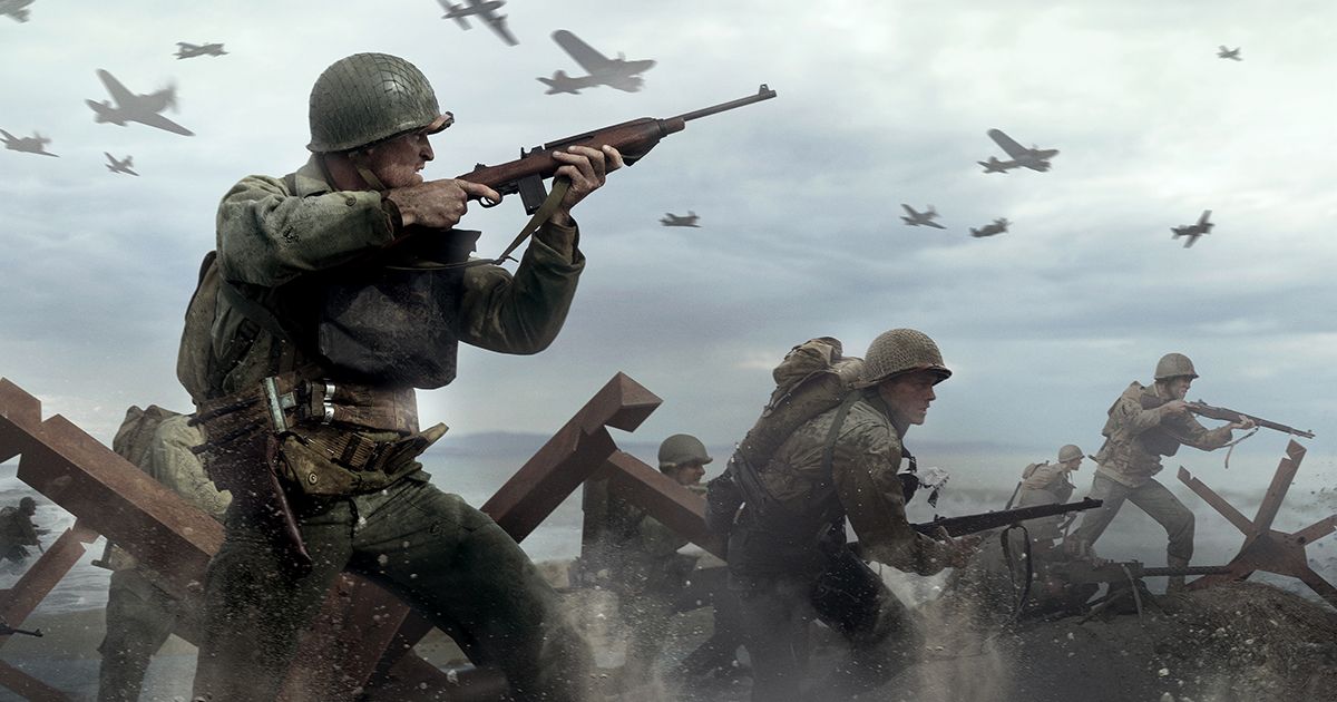 Call of Duty World War II WWII