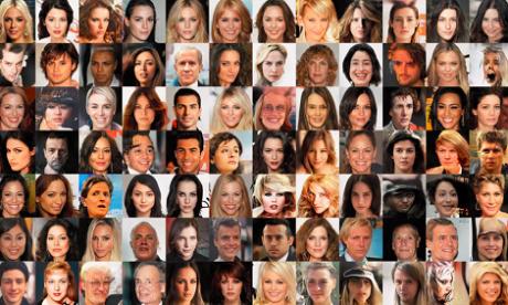 Generator fałszywych portretów od Nvidii