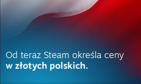 Polski złoty jako waluta na Steam