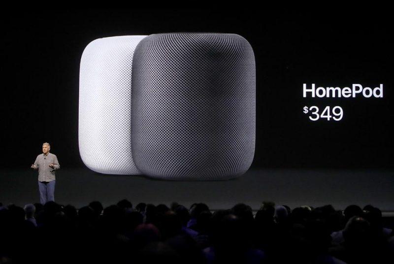 apple homepod asystent głosowy