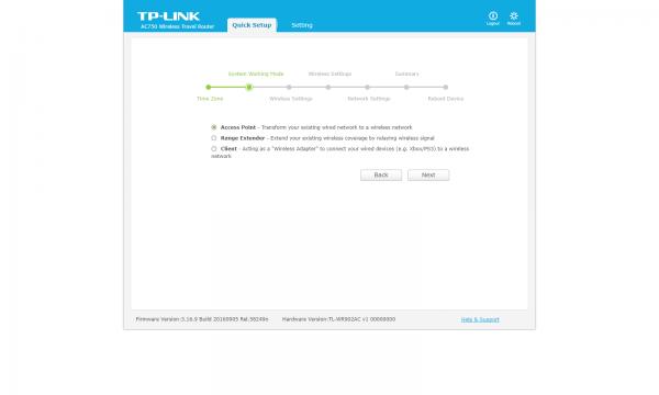 TP-Link TL-WR902AC