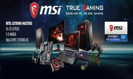 MSI zagości na ESL One oraz Intel Extreme Masters