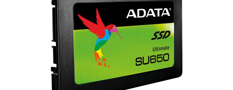 TEST Adata SU650 240GB
